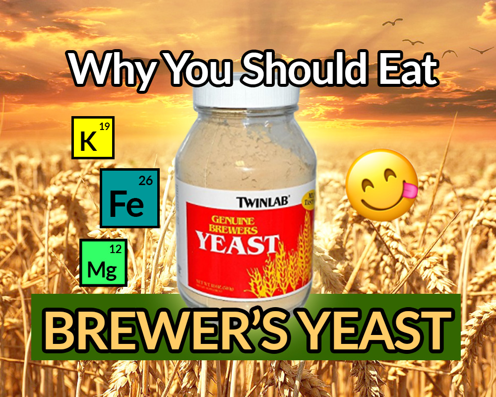 Brewers Yeast natural health