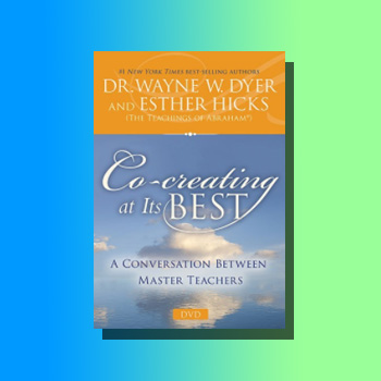Wayne Dyer and Esther Hicks DVD Law of Attraction Shop