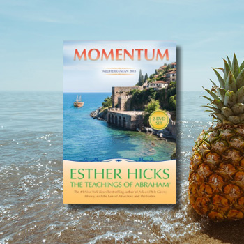 Momentum Law of Attraction DVDs