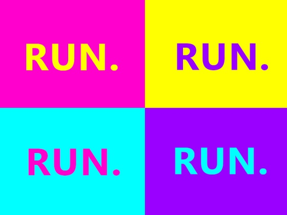 become addicted to running