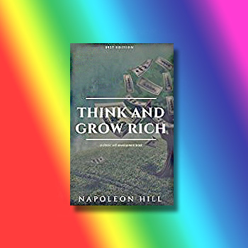Think and Grow Rich Law of Attraction Books