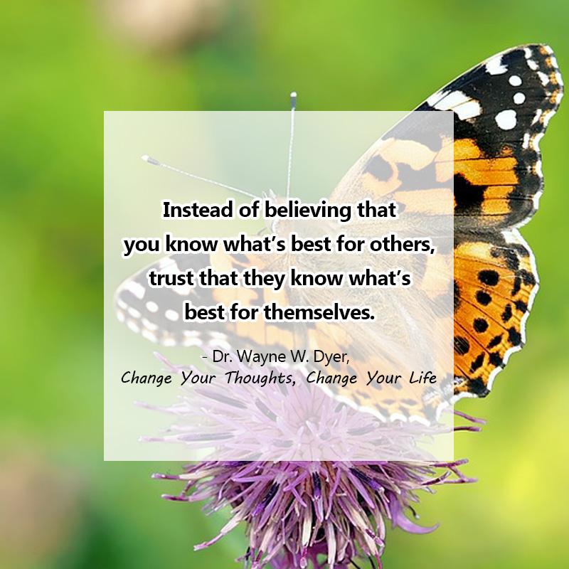 best Dr. Wayne Dyer quotes