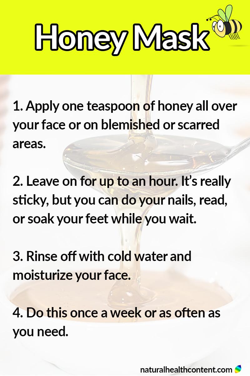 Honey Mask DIY